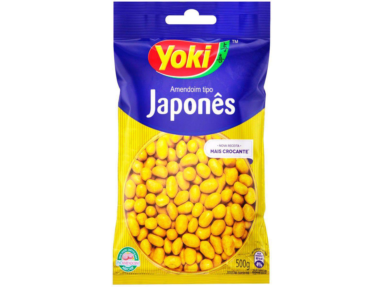 Amendoim Japonês Tradicional Yoki - 500g