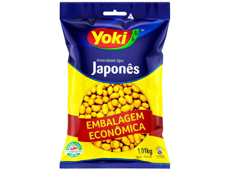 Amendoim Japonês Tradicional Yoki - 1,01kg