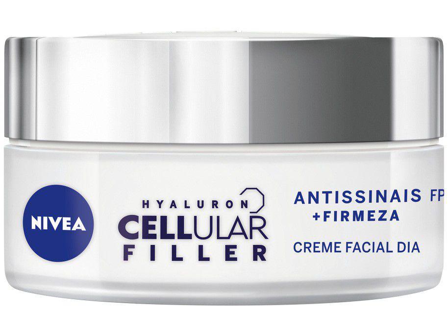 Creme Facial Antissinais Nivea Cellular Dia - FPS30 52g