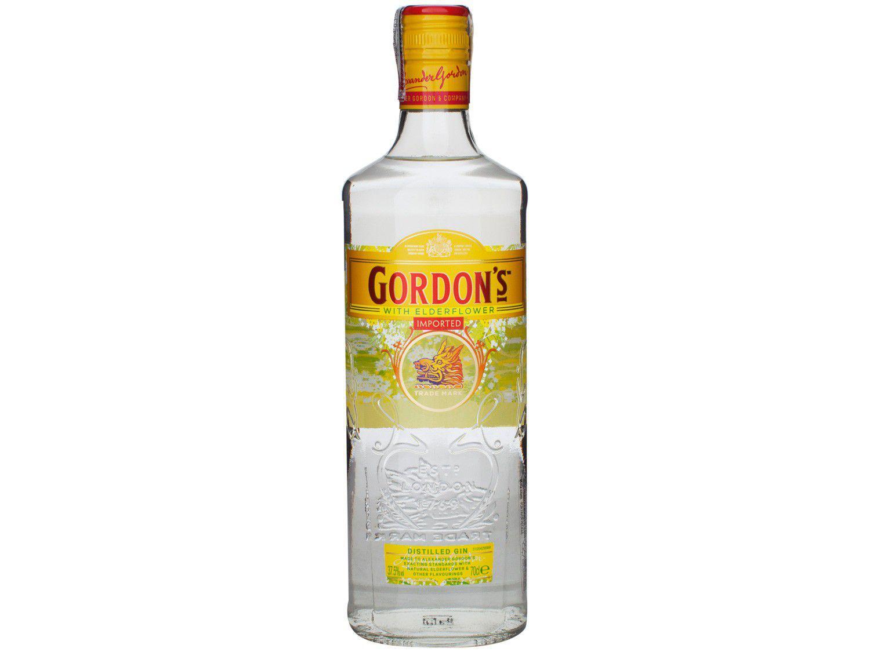 Gin Gordons London Dry Elderflower - 700ml