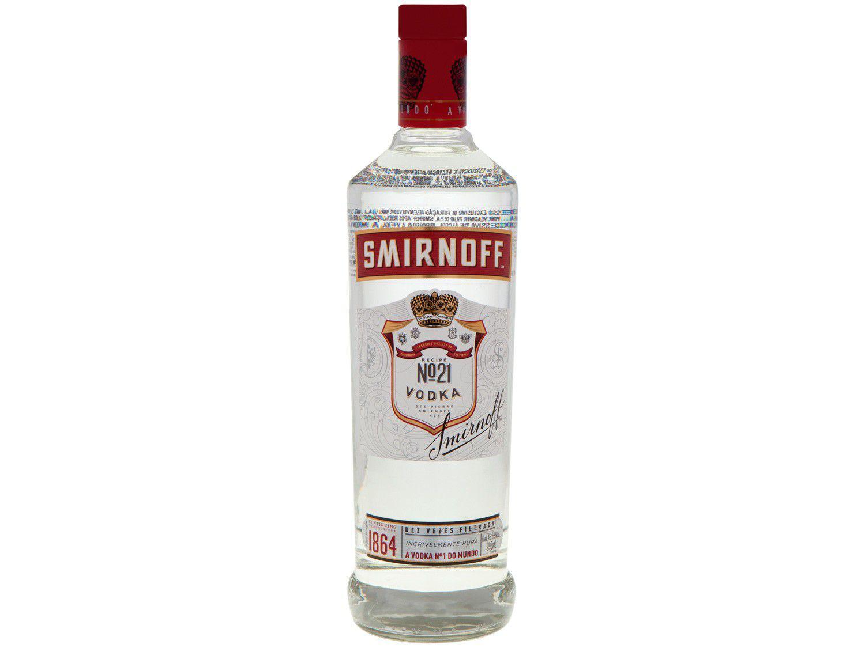 Vodka Smirnoff Red Original 998ml