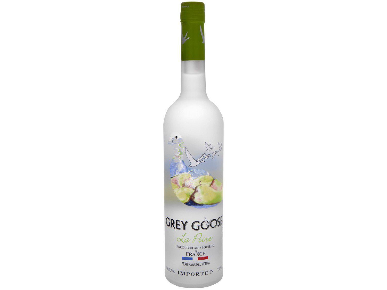 Vodka Francesa Grey Goose La Poire 750ml