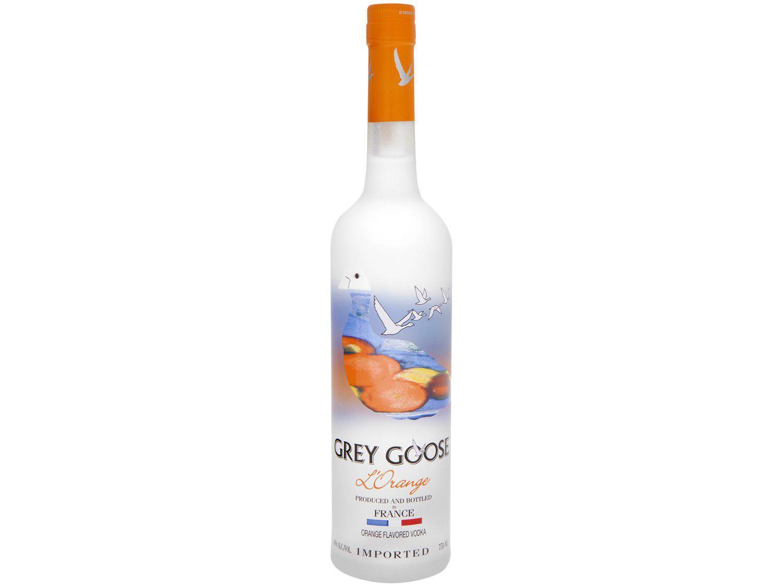 Vodka Francesa Grey Goose LOrange 750ml