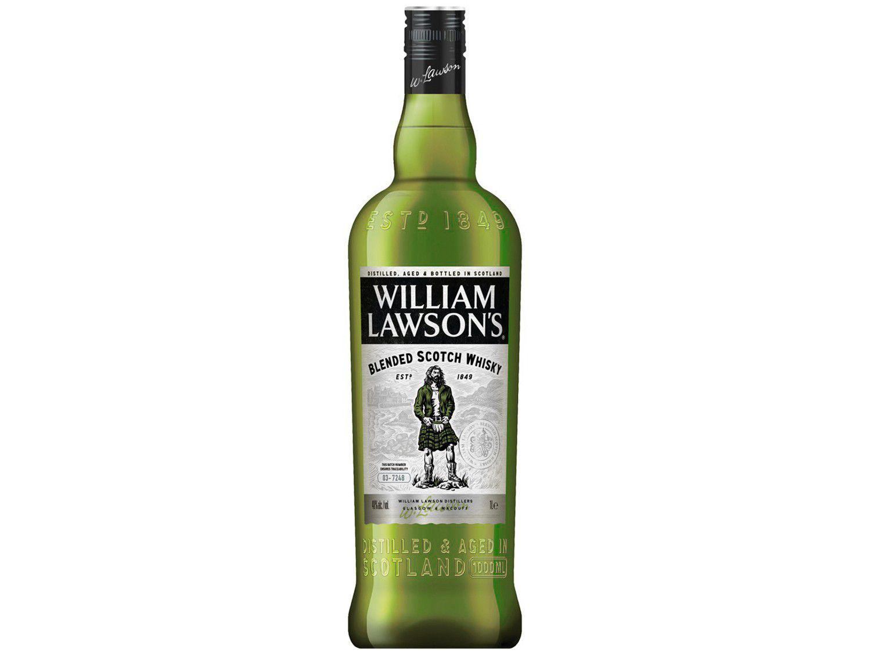 Whisky William Lawsons Finest Escocês - 1L