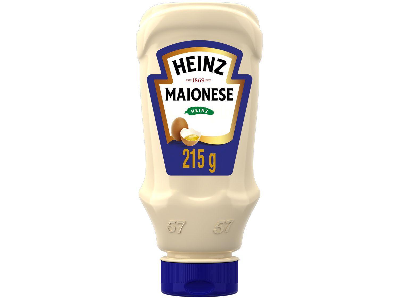 Maionese Tradicional Heinz - 215g