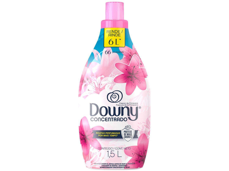 Amaciante Downy Frescor da Primavera Concentrado - 1,5L