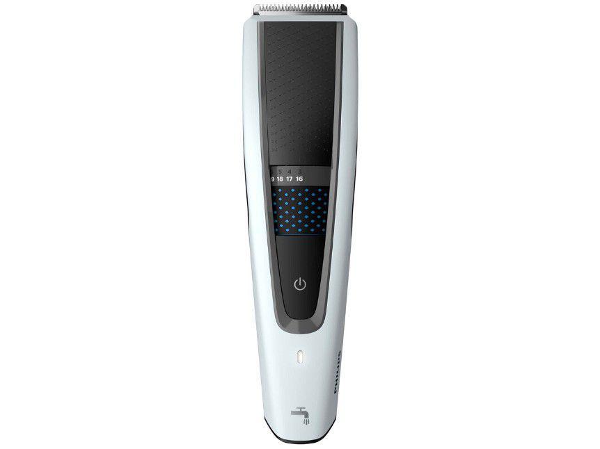 Máquina de Cortar Cabelo Philips sem Fio - Hair Clipper Série 5000 28 Níveis de Altura