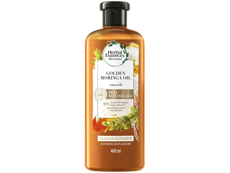 Condicionador Herbal Essences - Óleo de Moringa Bío:renew 400ml