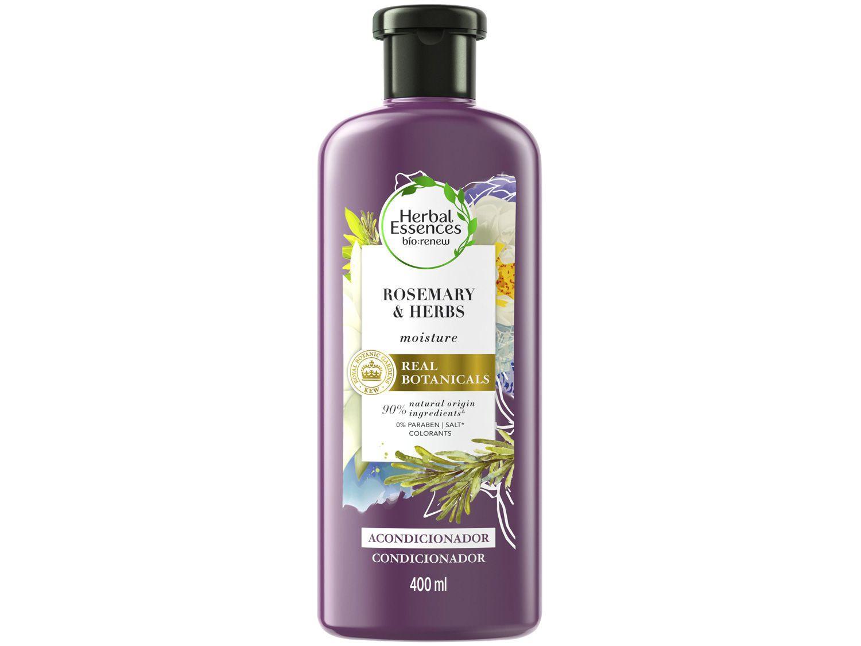 Condicionador Herbal Essences Alecrim e Ervas - Bío:renew 400ml
