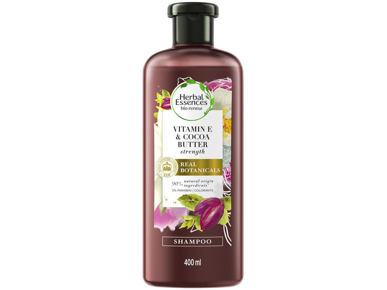 Shampoo Herbal Essences Vitamina E - e Manteiga de Cacau Bío:renew 400ml