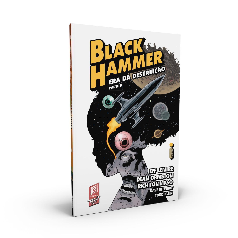 Black Hammer Volume 4: Era da destruição ? Parte I