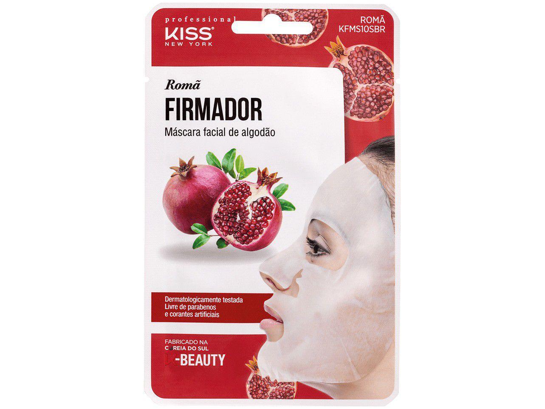 Máscara Facial Kiss New York Professional - Firmador Romã 20ml