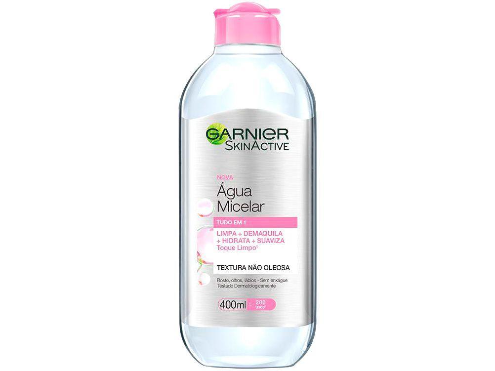 Água Micelar Garnier Skin Active - 400ml
