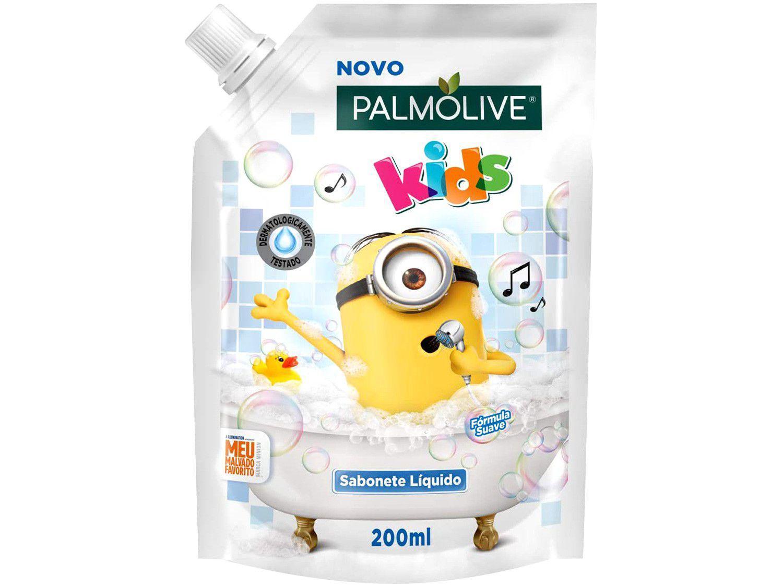 Sabonete Líquido Palmolive Kids Minions - Refil 200ml
