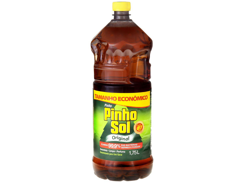 Desinfetante Pinho Sol Original - 1,75L