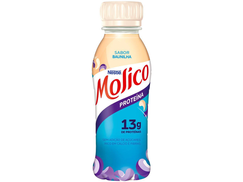 Bebida Láctea Molico Proteína Fast Baunilha - Diet 270ml
