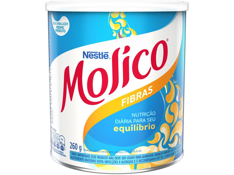 Composto Lácteo Molico Original Fibras - 260g