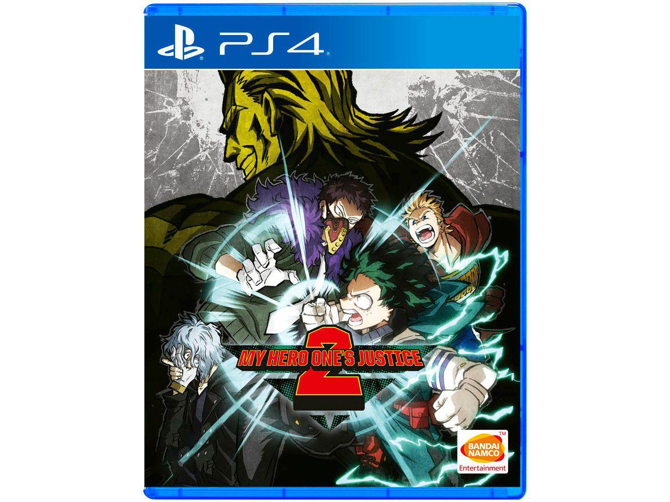 My Hero One?s Justice 2 para PS4 - Bandai Namco