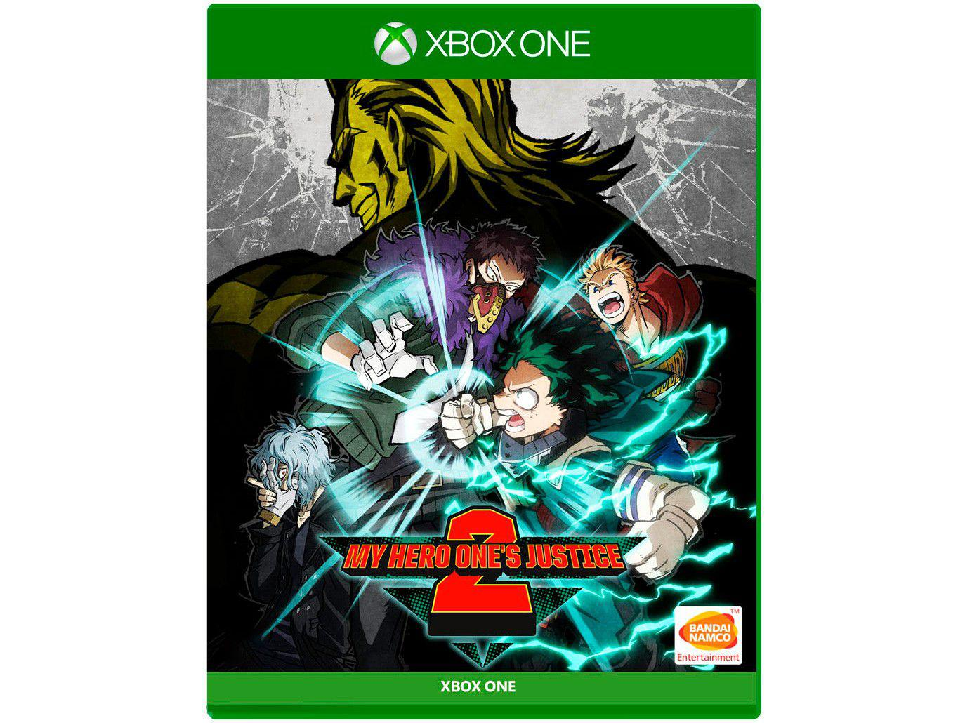 My Hero One?s Justice 2 para Xox One - Bandai Namco