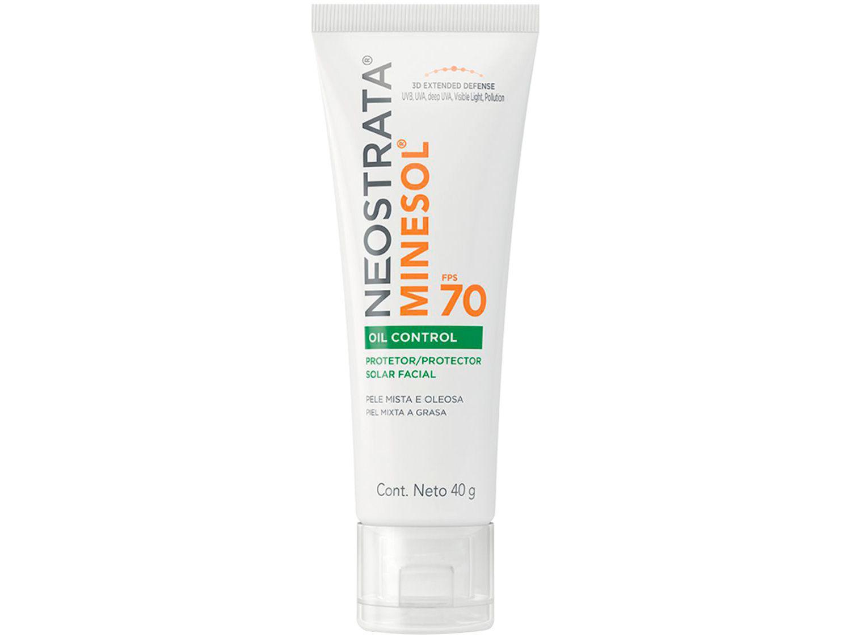Protetor Solar Facial NeoStrata FPS 70 Oil Control - Oily Skin Gel Plus 40g