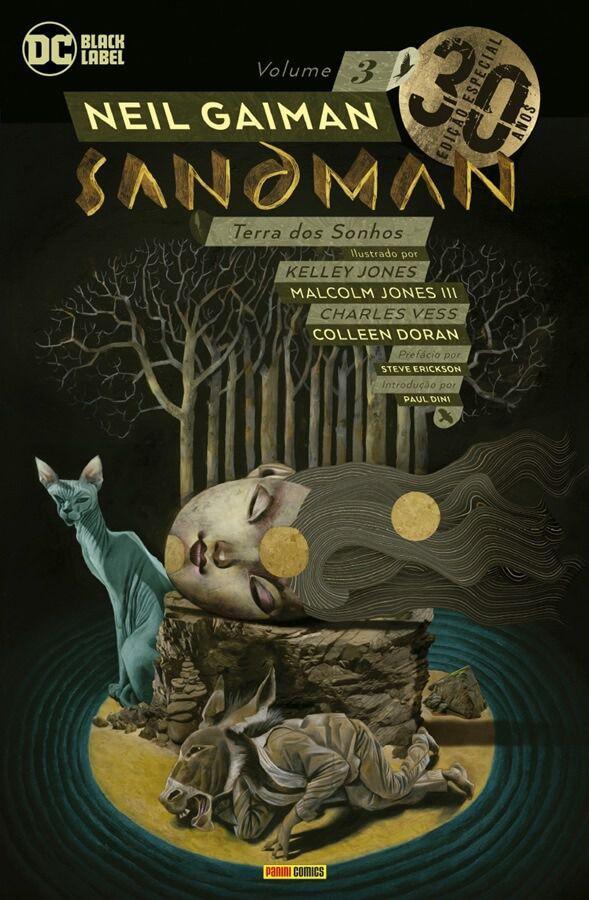 Sandman: Edição Especial 30 Anos - Volume 3