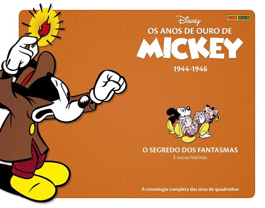 Os Anos de Ouro de Mickey: 1944 - 1946 - Volume 1