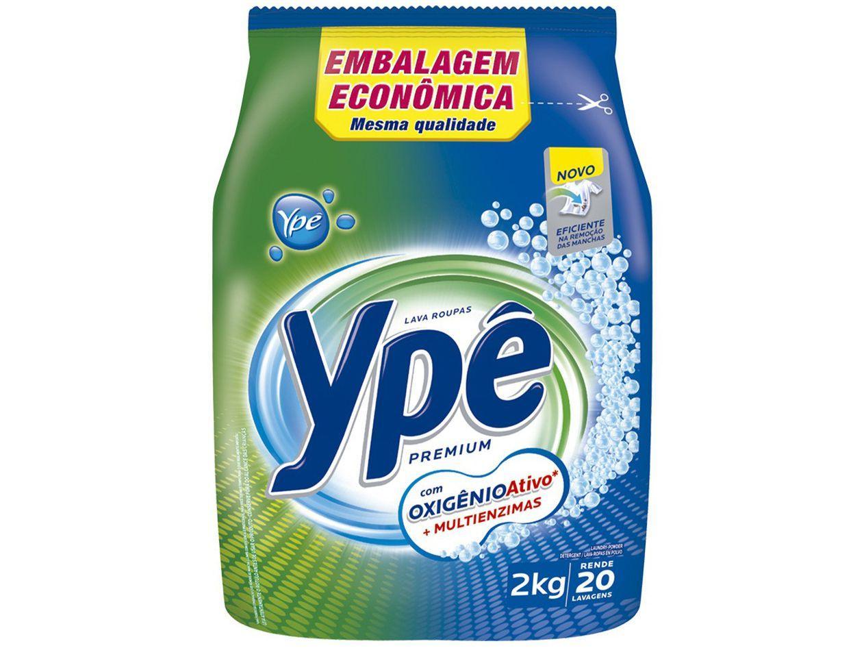 Sabão em Pó Ypê Premium - 2kg