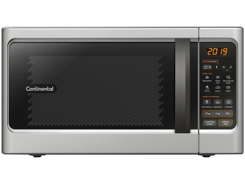 Micro-ondas Continental 34L MC34S - Prata