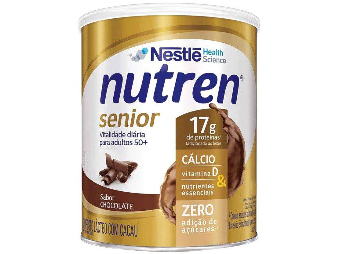 Composto Lácteo Nutren Senior Chocolate Integral - 370g