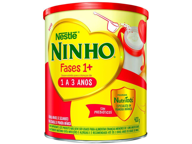 Composto Lácteo Ninho Original Fases 1+ Integral - 400g