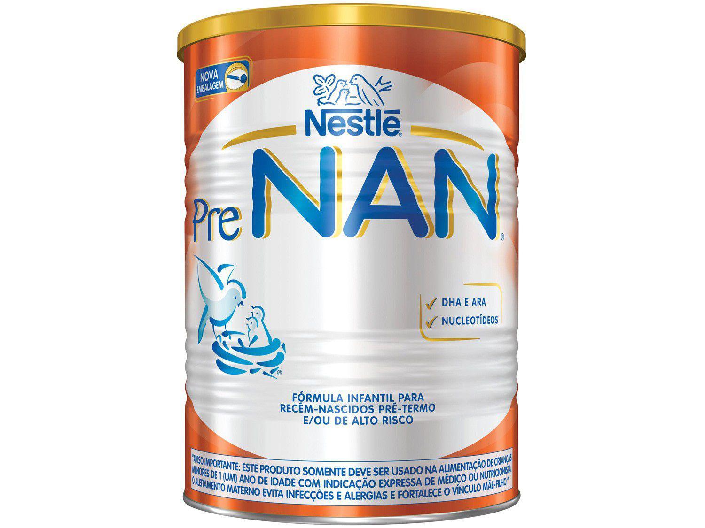 Fórmula Infantil Nestlé Leite Pre NAN - 400g