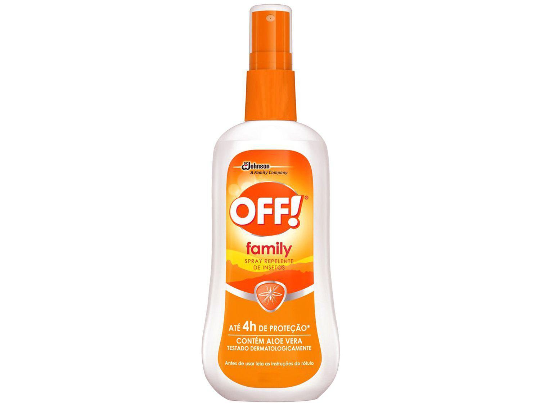 Repelente Off Family Líquido - 100ml