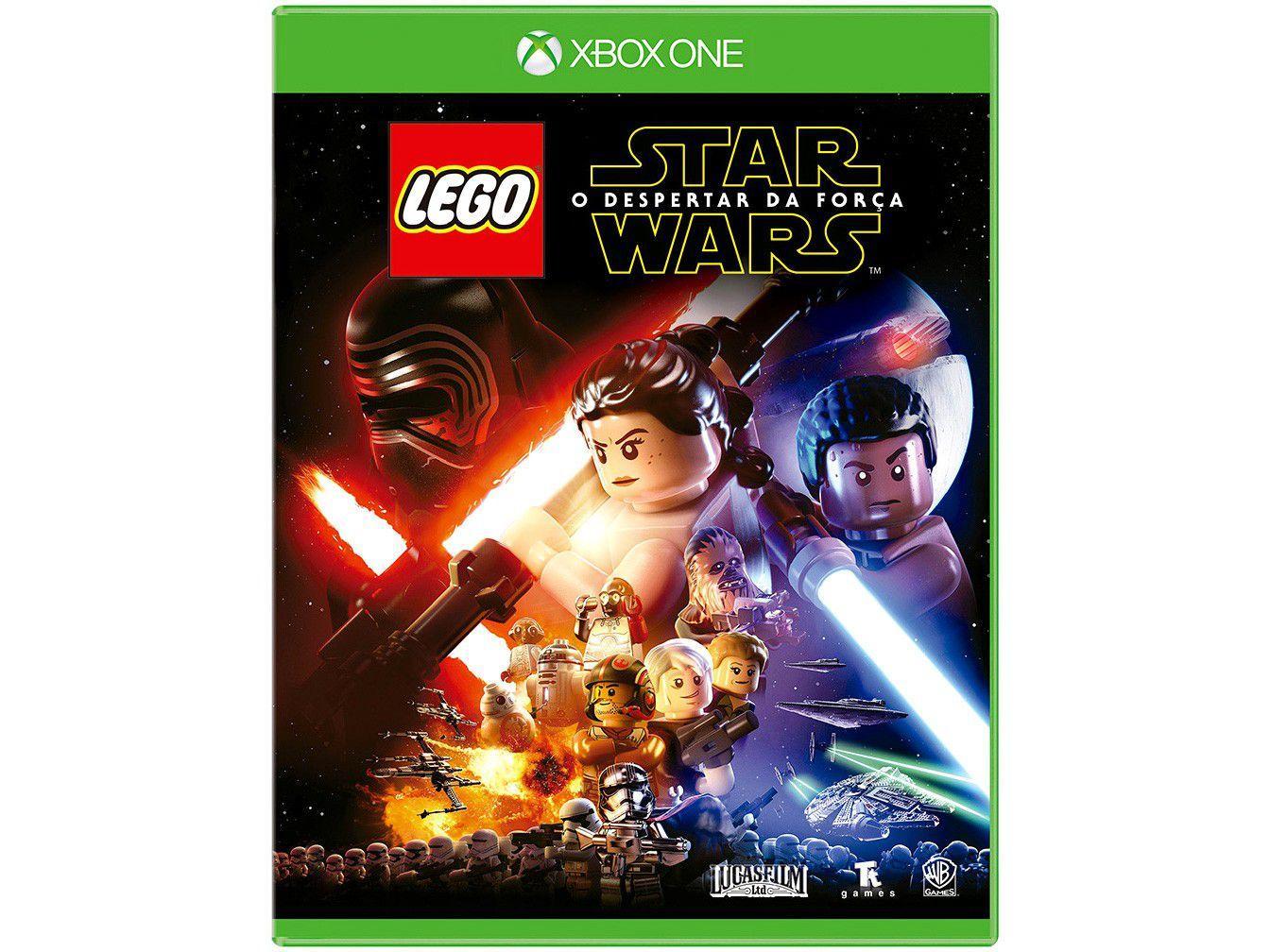 Lego Star Wars: O Despertar da Força para Xbox One - TT Games