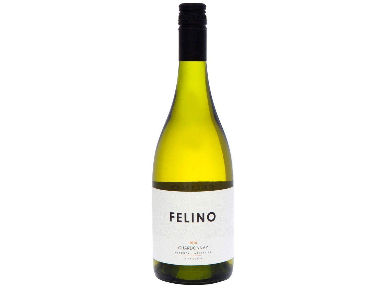 Vinho Branco Seco Viña Cobos Felino Chardonnay - 750ml