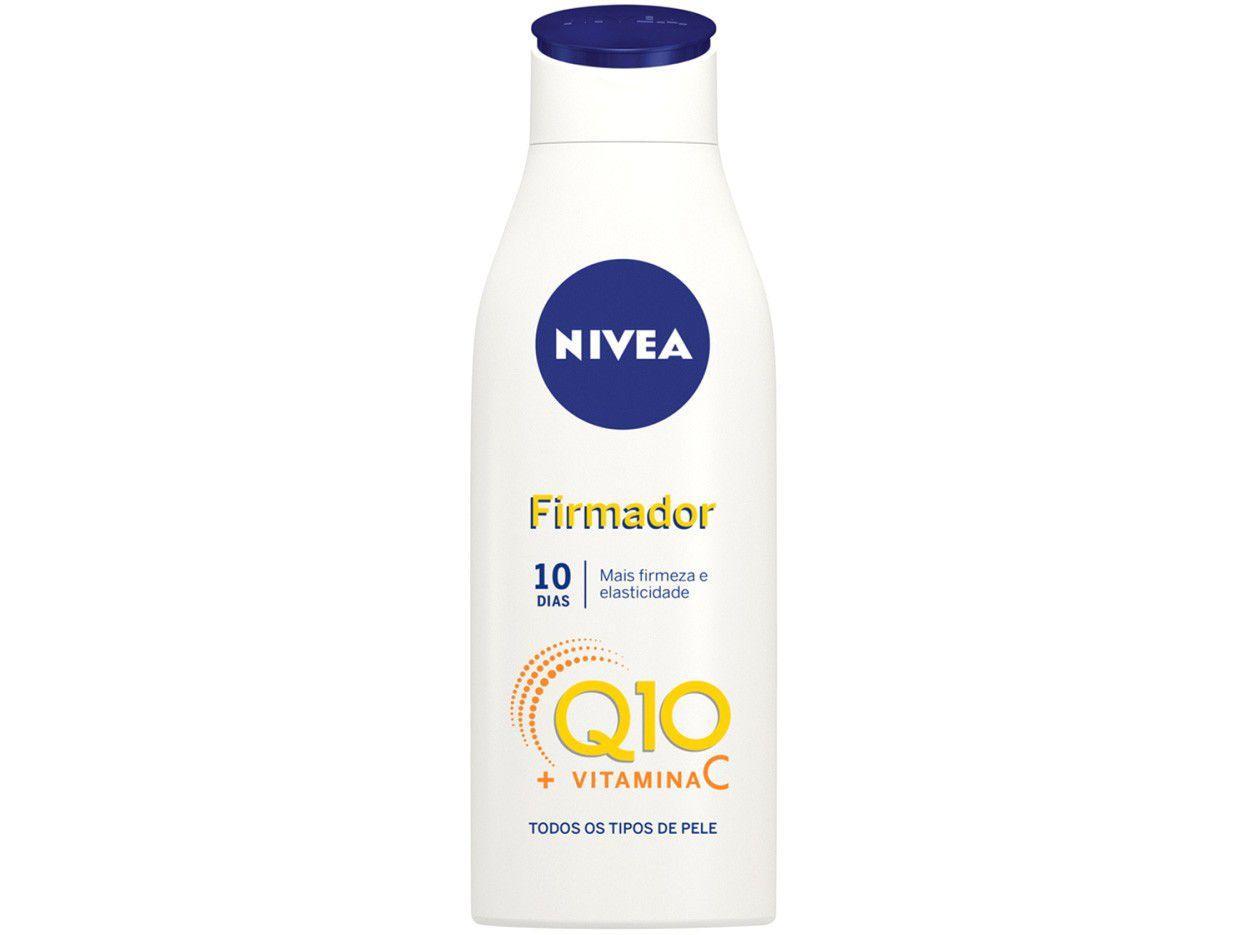 Hidratante Desodorante Nivea Firmador Q10 - Vitamina C Todos os Tipos de Pele 200ml
