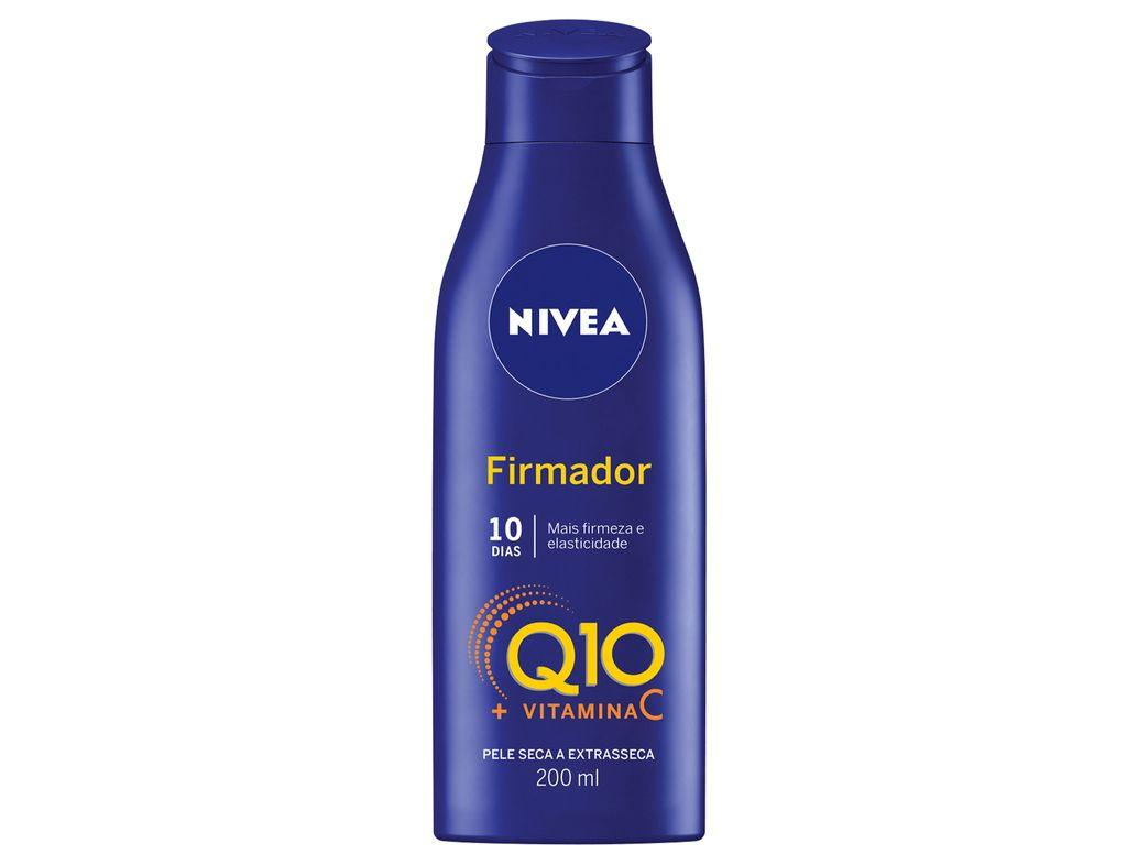 Hidratante Desodorante Nivea Firmador Q10 - Vitamina C Pele Seca 200ml