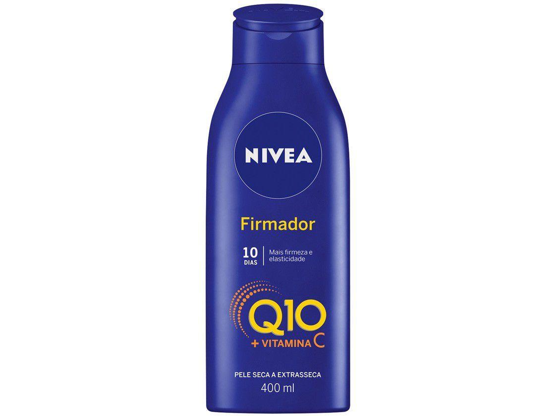 Hidratante Desodorante Nivea Firmador Q10 - Vitamina C Pele Seca 400ml