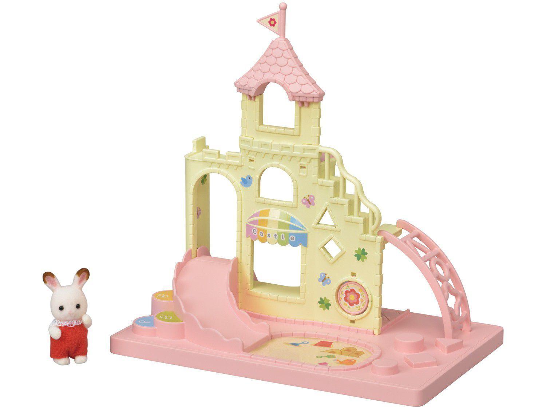 Sylvanian Families Playground do Castelo - com Acessórios Epoch Magia