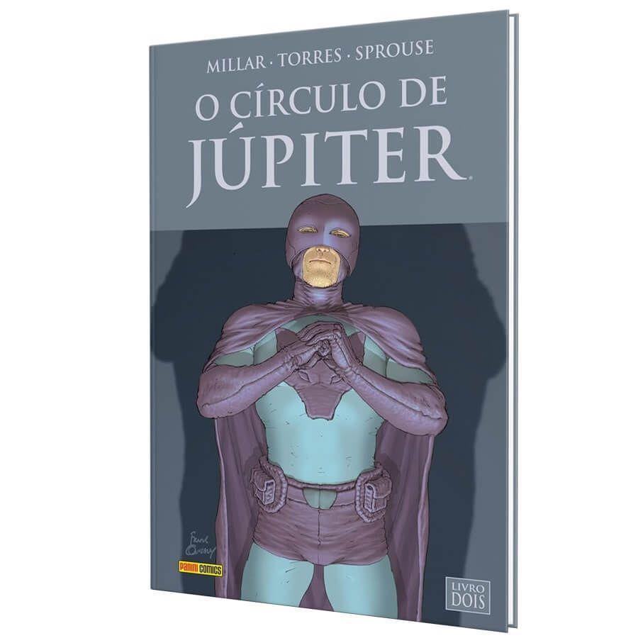 O Círculo de Júpiter - Volume 2 - Capa Dura