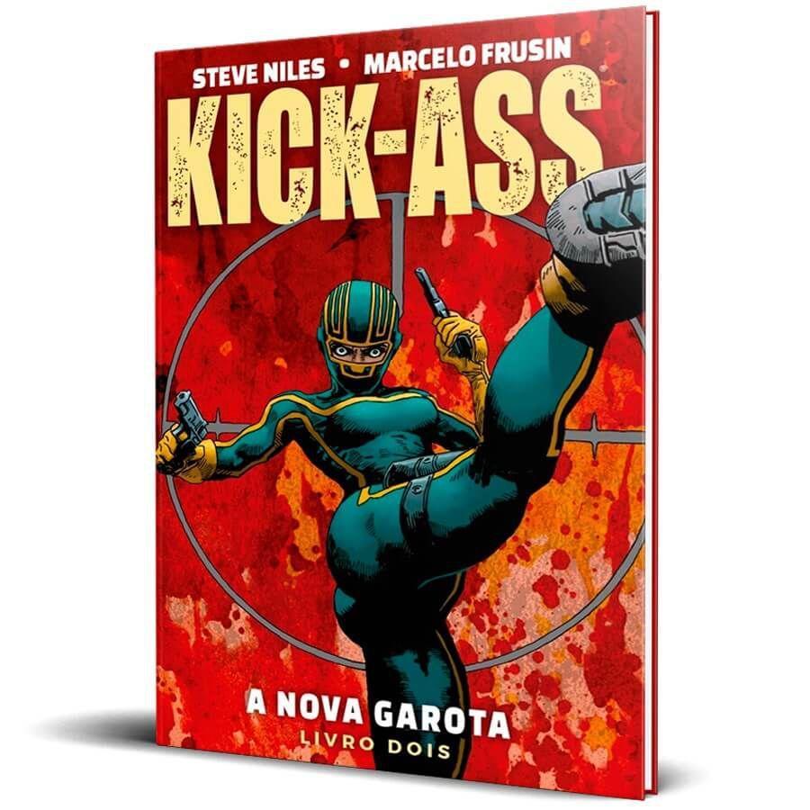 Kick-ass: A Nova Garota Vol. 2