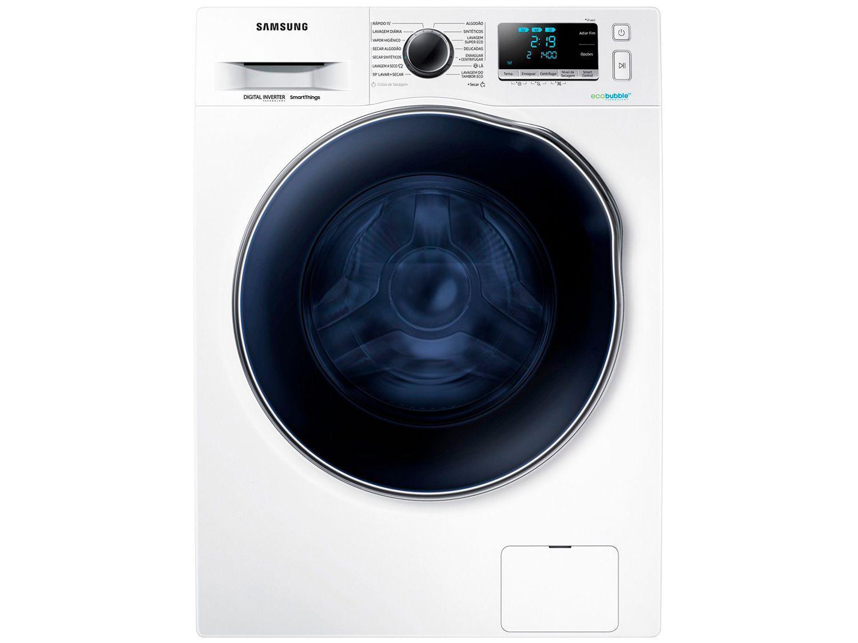Lava e Seca Samsung 11Kg WD6000J WD11J64E4AW/AZ - Inverter 12 Programas de Lavagem Branca