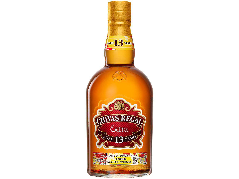 Whisky Escocês Chivas Regal Extra 750ml