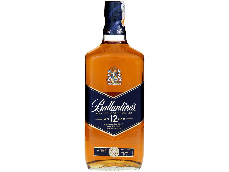 Whisky Escocês Ballantines 12 anos 1L