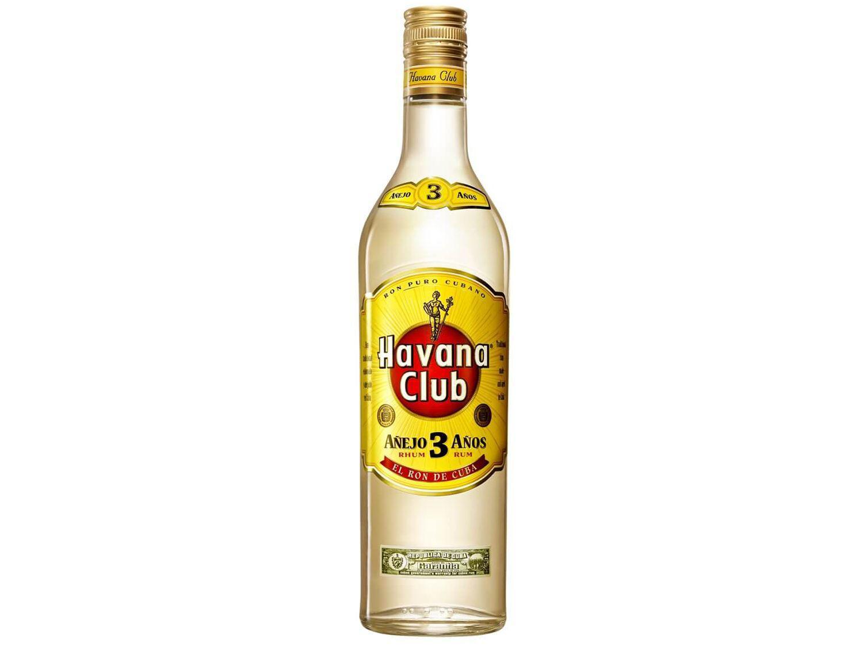 Rum Havana Club 3 Anos - 750ml