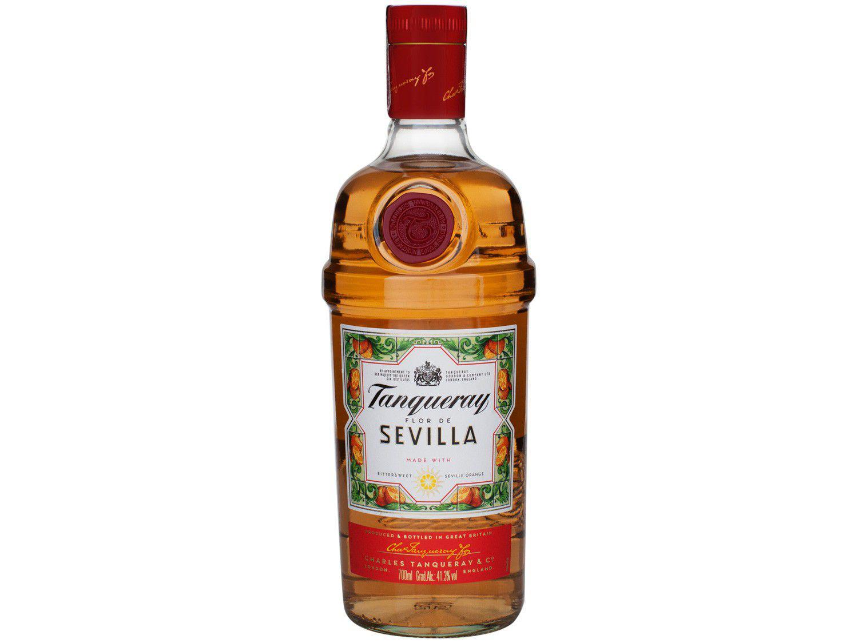 Gin Tanqueray Sevilla Agridoce Laranja de Sevilla - 700ml