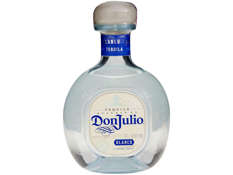 Tequila Don Julio Prata Blanco - 750ml
