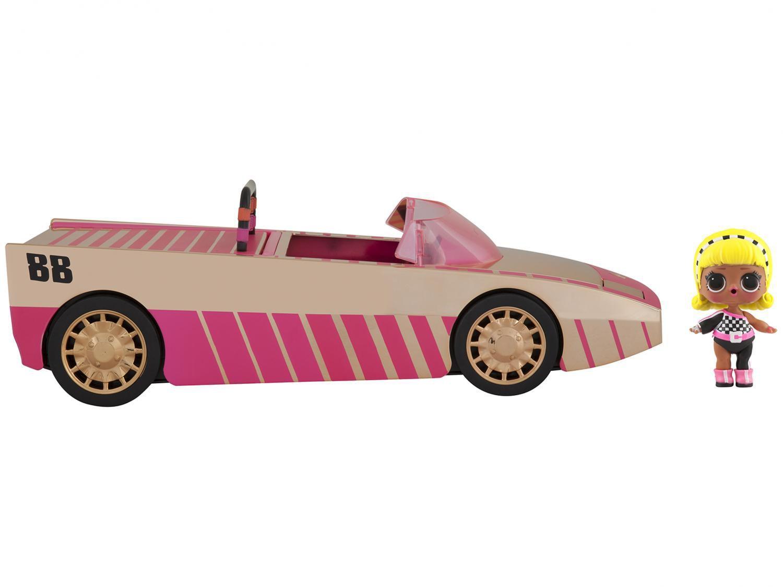 Boneca LOL Surprise Car Pool Coupe com Acessórios - Candide