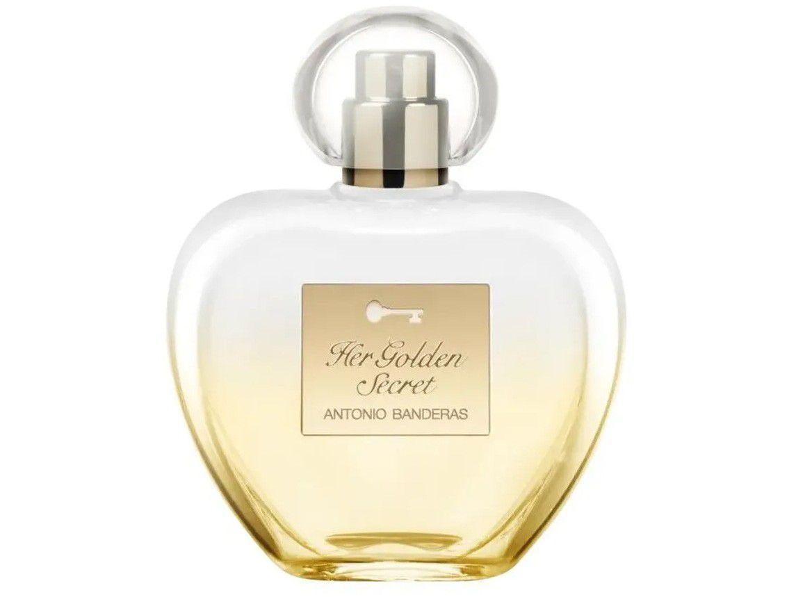Perfume Antonio Banderas Her Golden Secret - Feminino Eau de Toilette 50ml