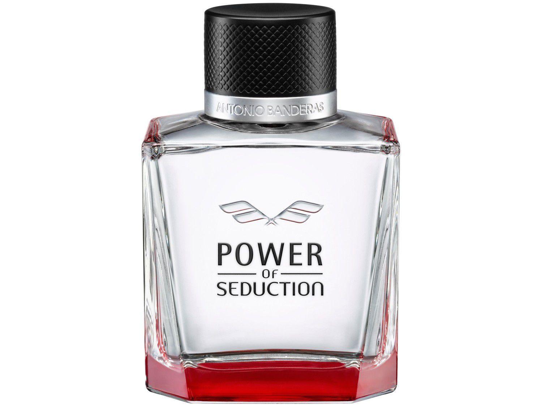 Perfume Antonio Banderas Power of Seduction - Masculino Eau de Toilette 100ml