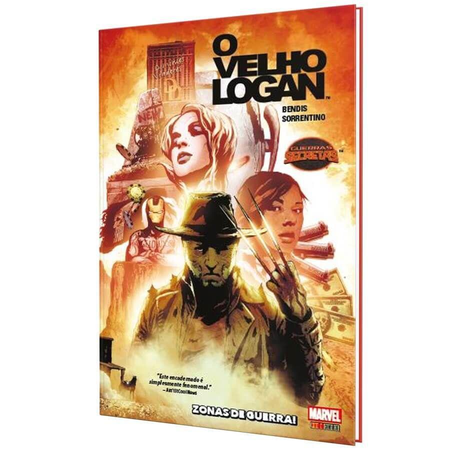O Velho Logan: Zonas De Guerra